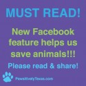 Facebook Hashtags Save Animals