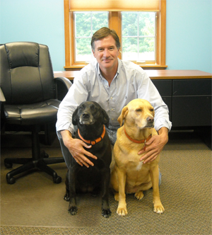 Pet Rescue Rx Founder Glenn Buckley DVM
