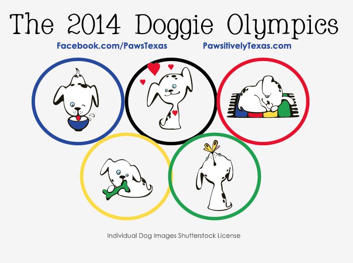 2014 dog olympics pawsitivelytexas.com