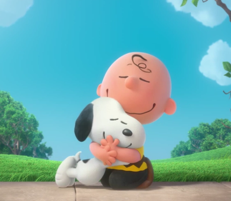 Charlie Brown, Snoopy, Peanuts 3D movie