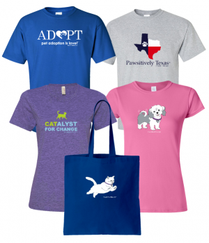 Support Animal Rescue - Buy a Tee!